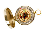Open compass — Stock Photo