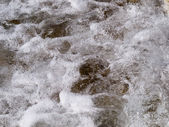 Sea foam — Stock Photo