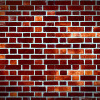 Background of brick wall. — Stock Photo #18936457