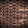 Background of brick wall. — Stock Photo #18936801