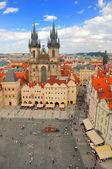 プラハの古い町. — ストック写真