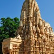 KamasutrTemple in Khajuraho, India. — Stock Photo #19070901