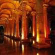 Basilica Cistern in Istanbul. — Stock Photo #19071483