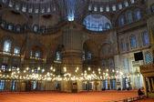 Sultanahmet Mosque (Blue Mosque). — Foto de Stock