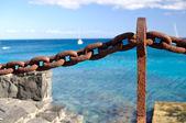 Lanzarote on Spain. — Stock Photo