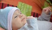 Happy baby. — Stock Photo