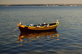 Barco vacío. — Foto de Stock