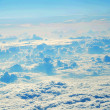 Above the clouds. — Stock Photo