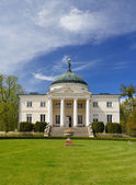 Palace in Lubostron — Stock Photo