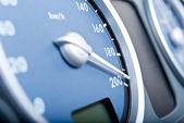 Hastighetsmätare — Stockfoto