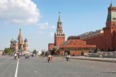 Red Square, Moscow — Stock Photo