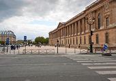 Louvre, Paris, France — Stock Photo