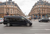 Streets of Paris. — Stock Photo