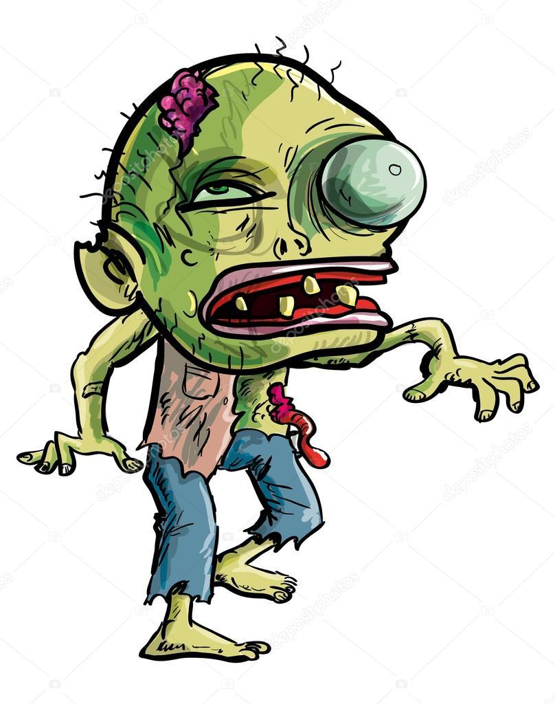 Cartoon zombi sax fucks photo