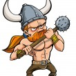 Cartoon viking — Stock Vector #19690007