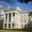 Capitol Building Raleigh North Carolina - Stock Photo