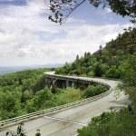 Linn Cove Viaduct — Stock Photo