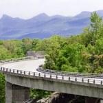 Linn Cove Viaduct — Stock Photo #16307227