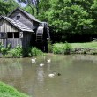 Stock Photo: Mabry Mill