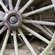 Wagon wheel — Stock Photo #16307943