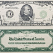 duizend dollar bill — Stockfoto