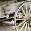 Royalty-Free Stock Photo: Wagon wheel
