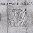 World War Two Memorial — Stock Photo