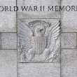 World War Two Memorial — Foto Stock