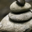 Stock Photo: Stacked Rocks