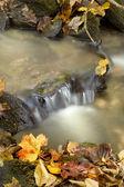 秋季大瀑布 — 图库照片