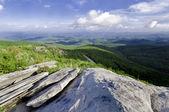 Blue ridge parkway — Foto Stock