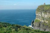 İrlandalı kale — Stok fotoğraf