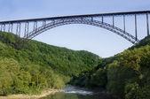 New River Gorge Bridge — Stock Photo
