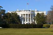 White house — Stock Photo