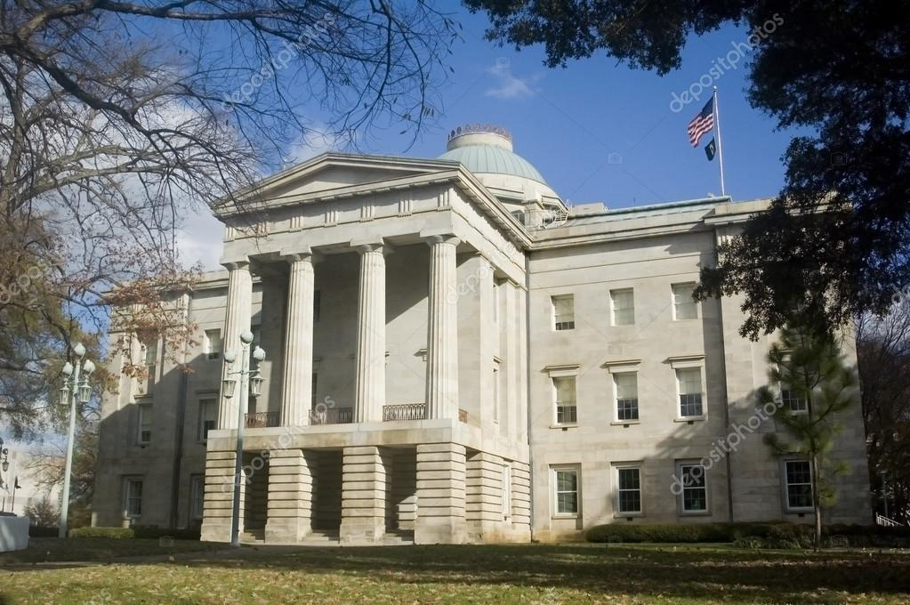State Capitol Building, Raleigh, North Carolina — Stock Photo #16305631