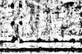 Black and white grunge texture — Stock Photo