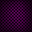 Grungy bright, dark texture with polka dots in purple tones. — Stock Photo