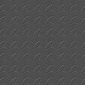 Black rubber plate background with design detail — Stock Photo