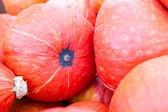 Pomarańczowe dynie — Zdjęcie stockowe
