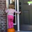 Anybody Home I'm Hoping to get some Candy Treat — Stock Photo #33361159