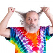 Your Hair Driving you Nuts Too — Stock Photo