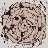 Abstract grunge background — Vecteur