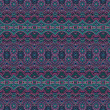 Abstract tribal ethnic background seamless pattern — Stock Photo