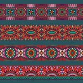 Abstract vector ornamental ethnic stripes. design elements set — Stock Vector