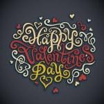 Happy Valentine's day — Stock Vector #38726395