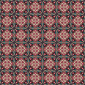 Love and feeling theme seamless pattern — Stok Vektör