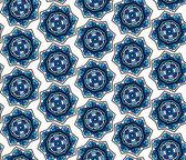 Orner texture seamless floral — Vecteur