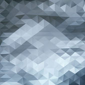 Abstract paper triangles background — Vetorial Stock