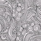 Vintage decorative ornamental seamless pattern — Stock Vector