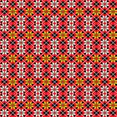 украинский традиционный узор бесшовные — Cтоковый вектор